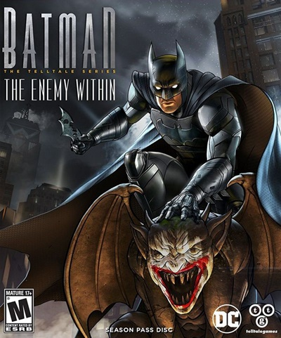 โหลดเกมส์ Batman: The Enemy Within - The Telltale Series Shadows Edition