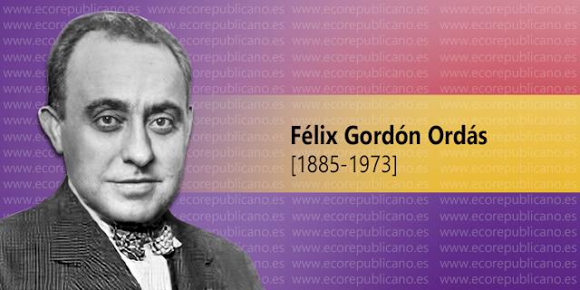 Félix Gordón Ordás