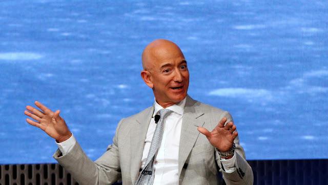La fortuna de Jeff Bezos bate un nuevo récord tras alcanzar los 171.600 millones de dólares
