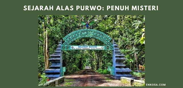 Sejarah Alas Purwo Banyuwangi: Penuh Misteri!
