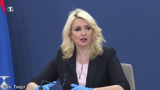 DARIJA KISIĆ: Migranti ostaju u Srbiji, jako je važno da ih integrišemo!