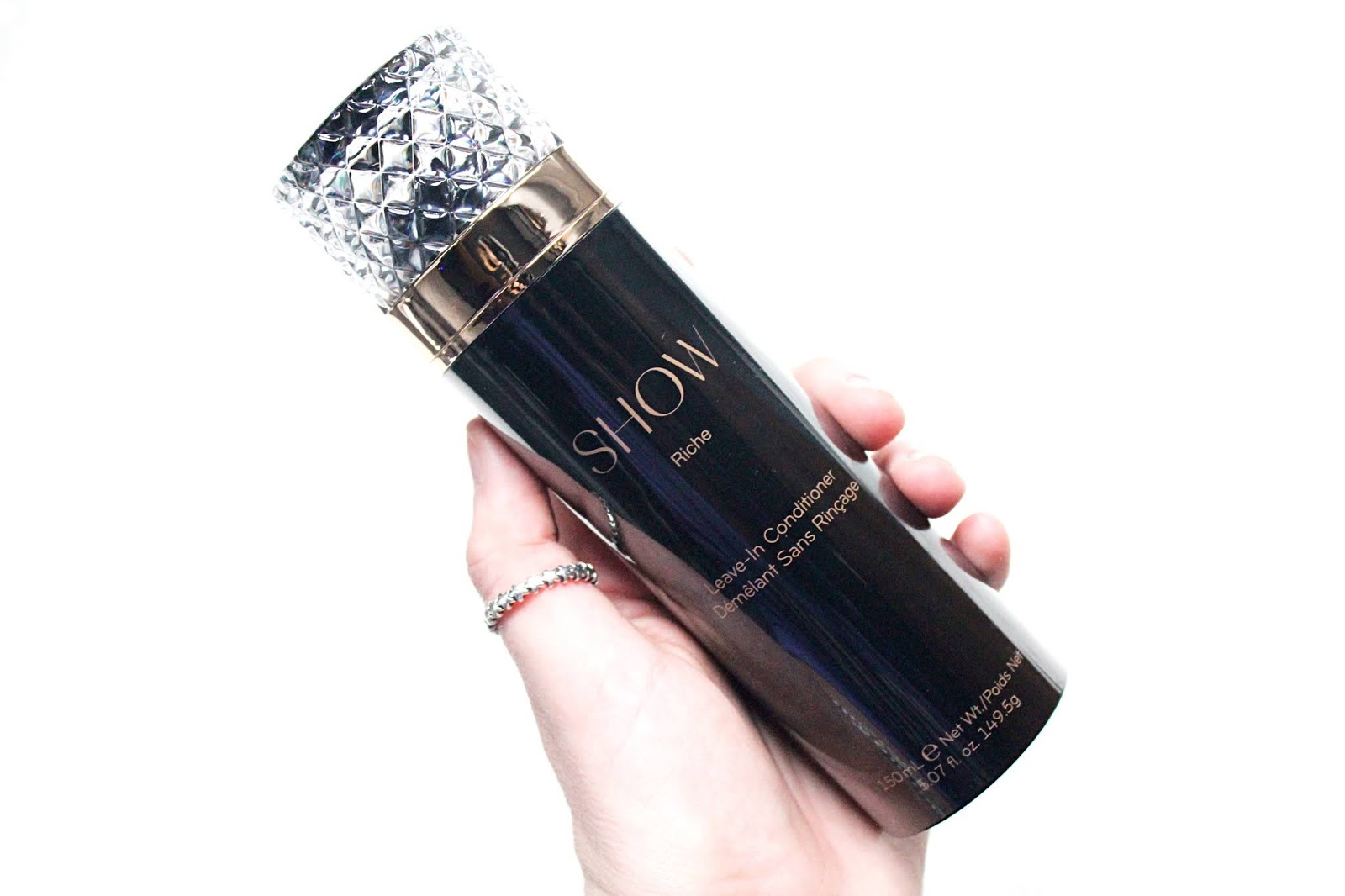 SHOW Beauty Riche Leave-In Conditioner Review