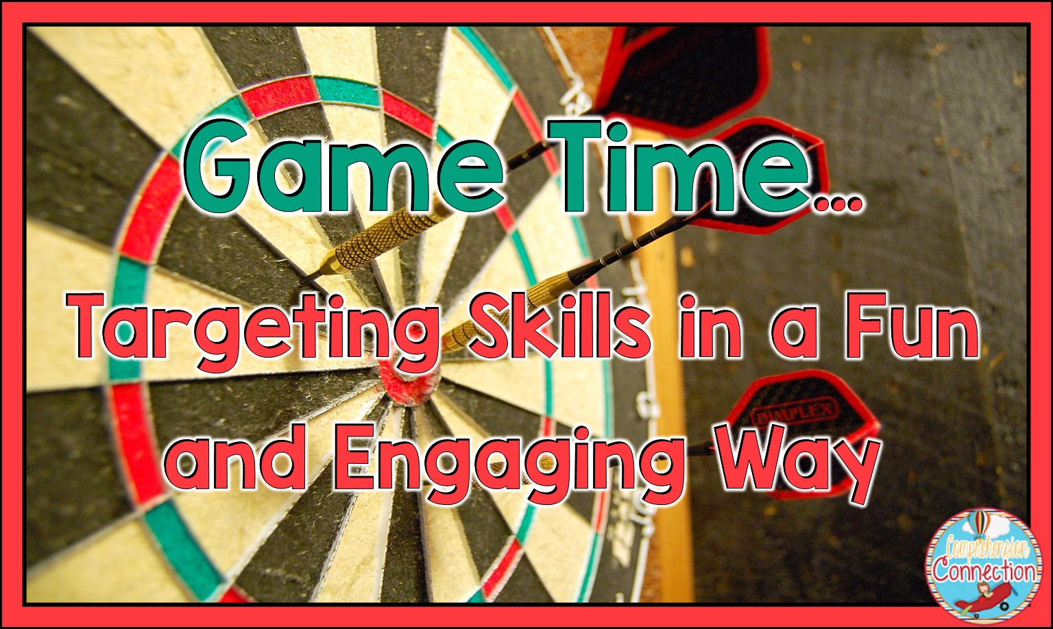 This Game Theme will be just the thing to spark motivation in your students. Check out this post on Comprehension Connection for game ideas you can use with your class.