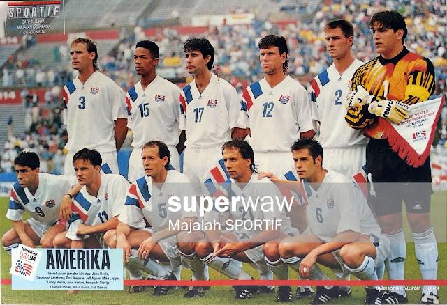 Football Team United States 1994
