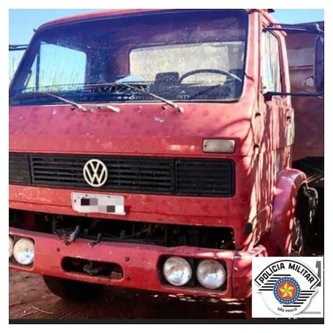 Motorista é preso em flagrante por furto de caminhão em Andradina