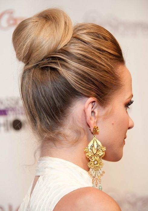 Strange 15 New Lovely Bun Hairstyles For Girls Jere Haircuts Short Hairstyles Gunalazisus