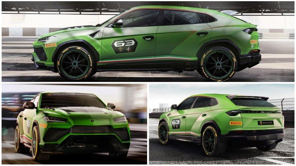 Lamborghini Urus ST-X Concept pronta per competere | Auto Motori Supercar..