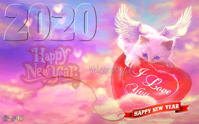 2020 New Year Love Wallpapers HD 1080p