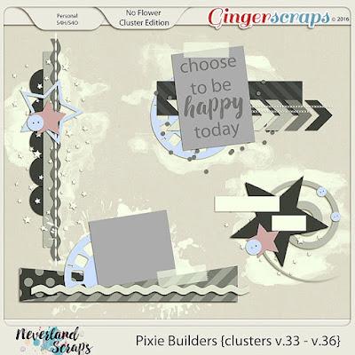 http://store.gingerscraps.net/Pixie-Builders-clusters-v.33-v.36.html