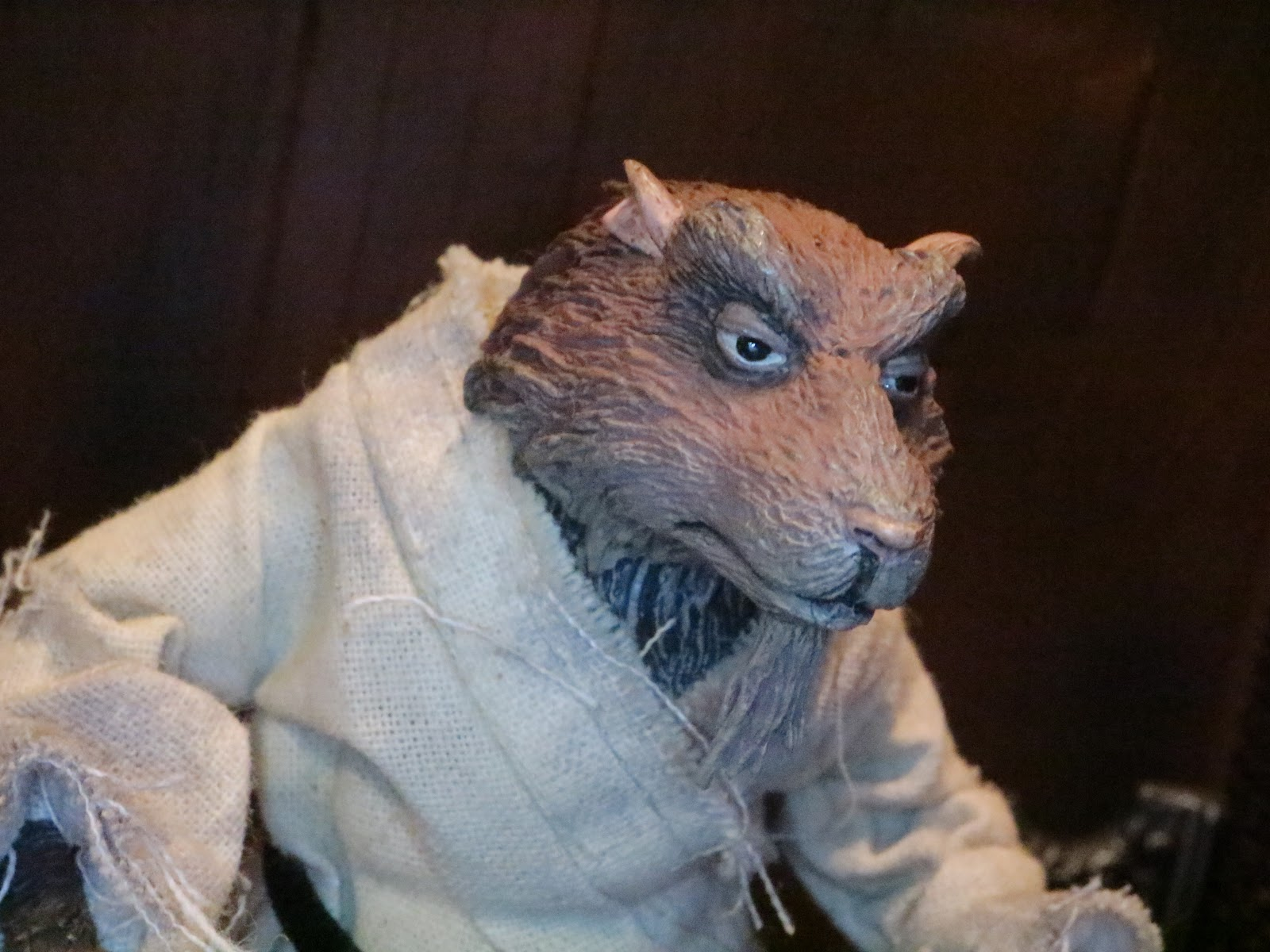 Action Figure Barbecue Action Figure Review Splinter From Teenage Mutant Ninja Turtles By Neca