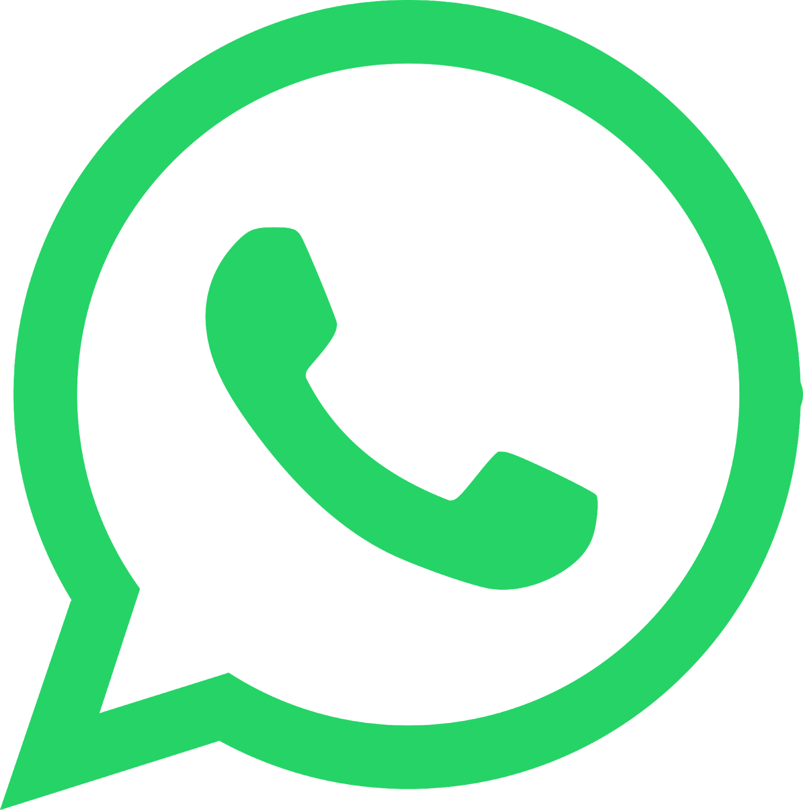 Whatsapp logo Absoluta