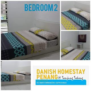 Danish Homestay Percutian Penang