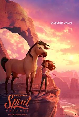Spirit Untamed The Movie 2021 WEB-DL 1080p Descargar