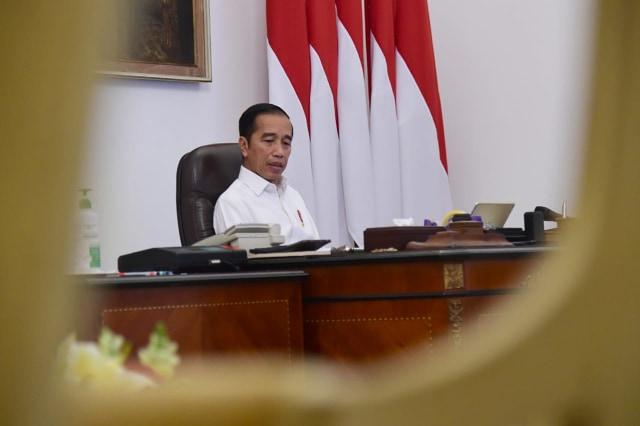 Jokowi: Mudik Lebaran Sangat Berisiko Sebarkan COVID-19