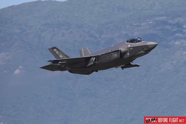 Astral Knight 2019 F-35 Aviano