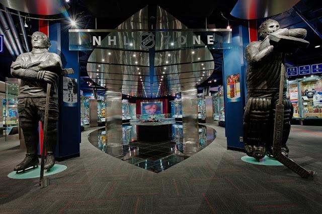 Hockey Hall of Fame em Toronto