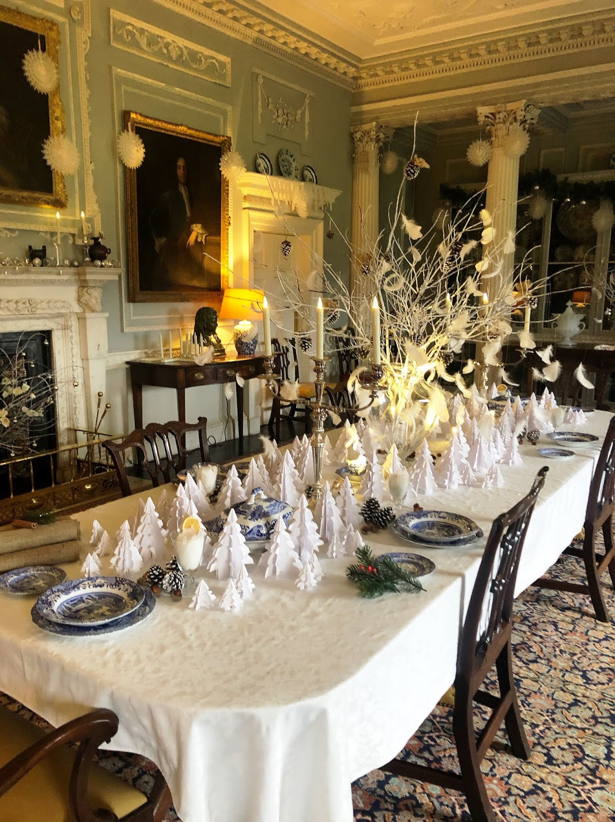 Christmas at Wallington House
