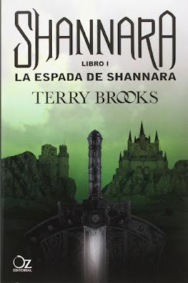 La espada de Shannara de Terry Brooks