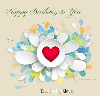 Happy birthday images love greetings