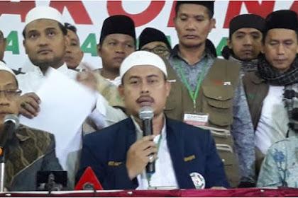 Taat Ijtimak Ulama, PA 212 Tegas Tolak Kekuasaan Jokowi-Ma'ruf