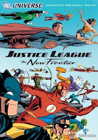 La Liga de la Justicia: La Nueva Frontera