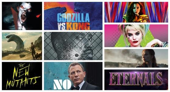 Los 10 Estrenos de Cine Más Esperados de 2020