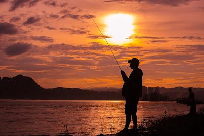 Τρόπος για να πιάνεις ψάρια