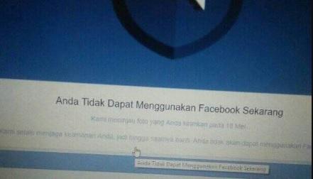 Cara Mengatasi Anda Tidak Dapat Menggunakan Facebook Sekarang