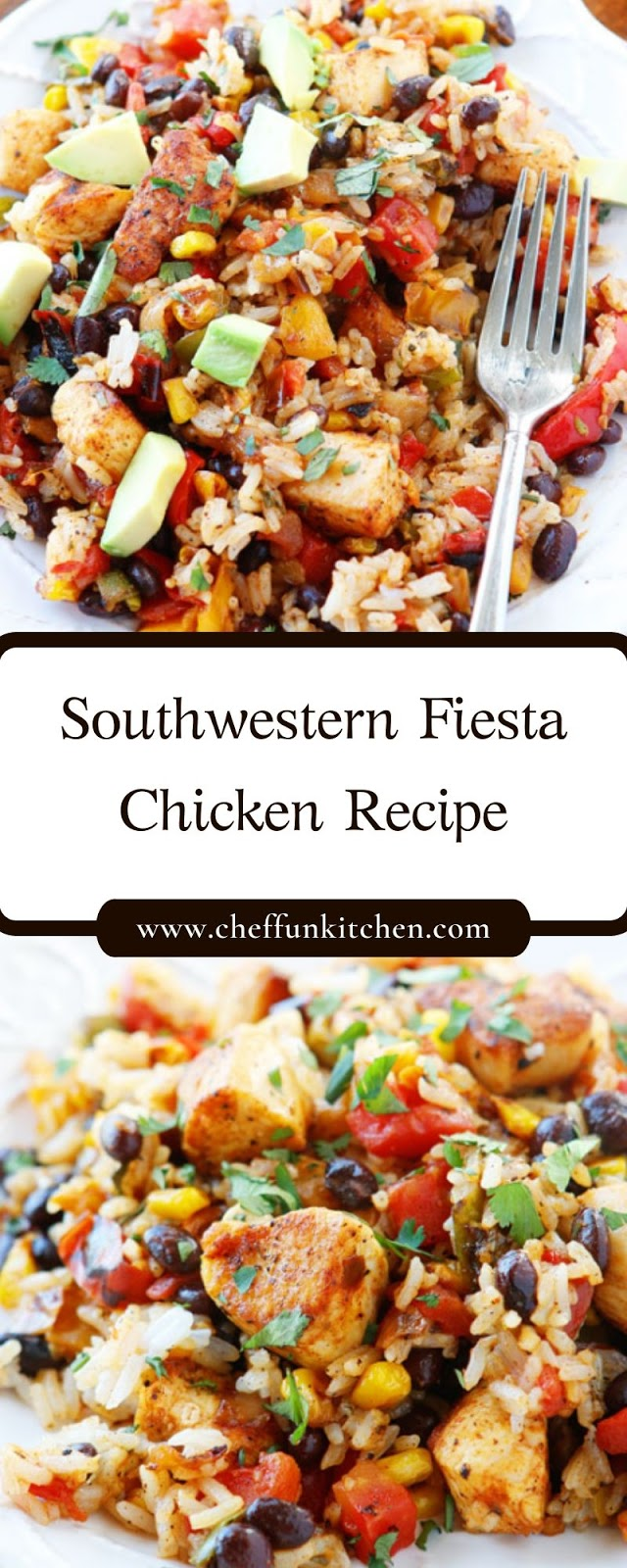 Southwestern Fiesta Chicken Recipe