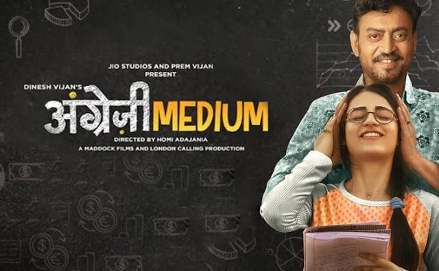 Download Angrezi Medium 2020 Full Hindi Movie