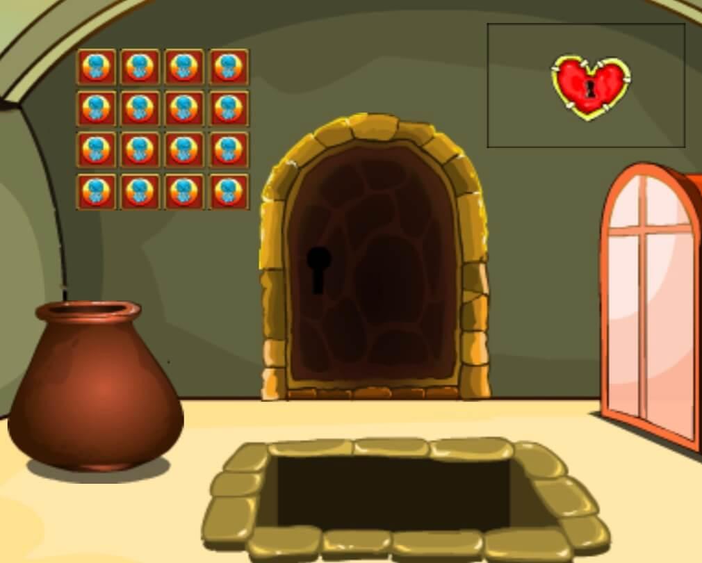 Games2Mad Secret House Es…