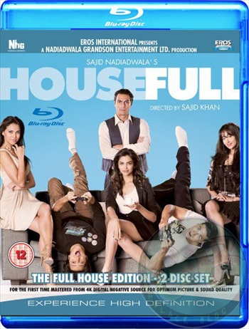 Housefull 2010 Hindi Bluray Download