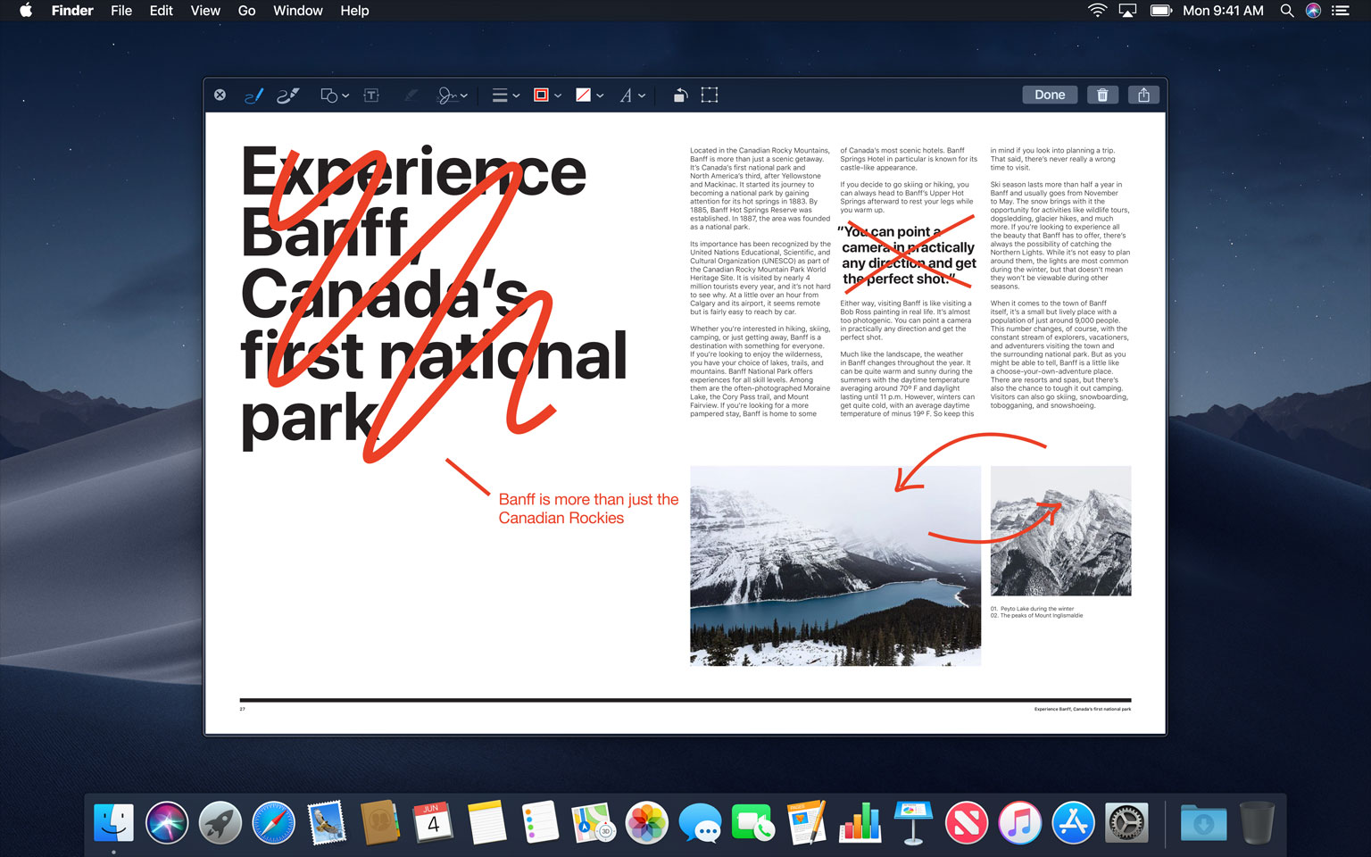 Quick Look Fitur macOS Mojave