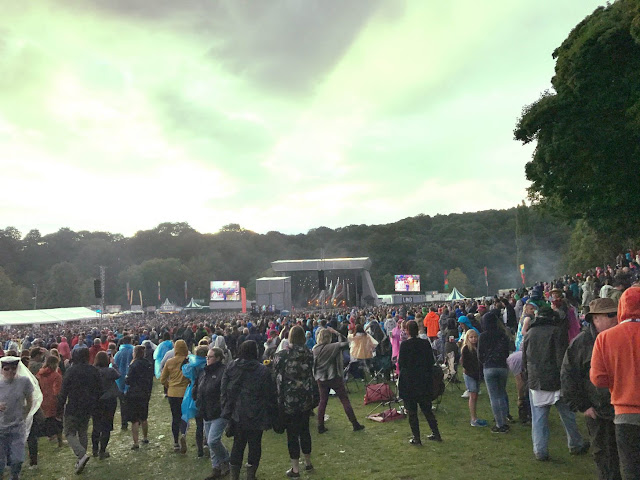 Bingley Music Live Festival 2017 The Main Stage