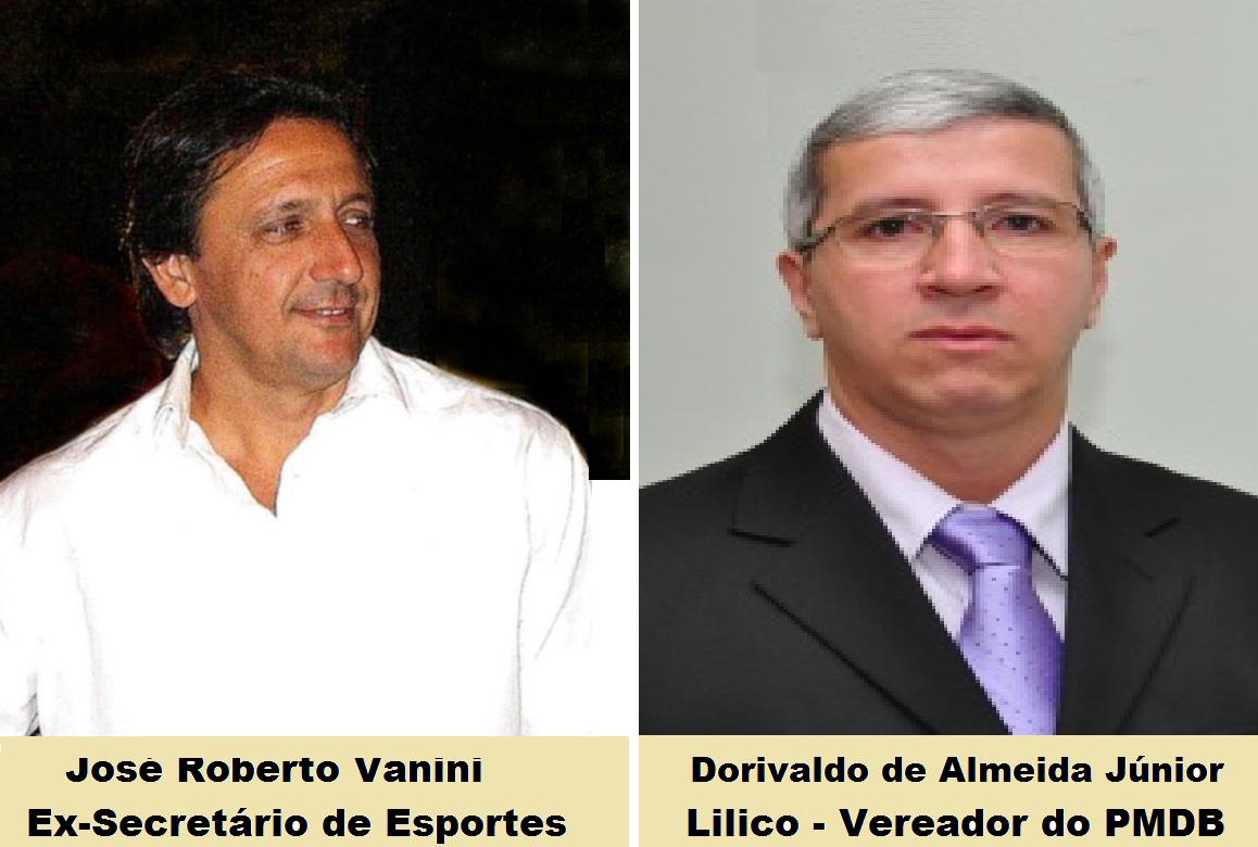 Crônica Dominical 13/04/2014 - Vanini Secretário de Esportes foi exonerado e Lilico apoiado por parte do PMDB pode assumir