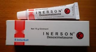 obat gatal kulit berair inerson
