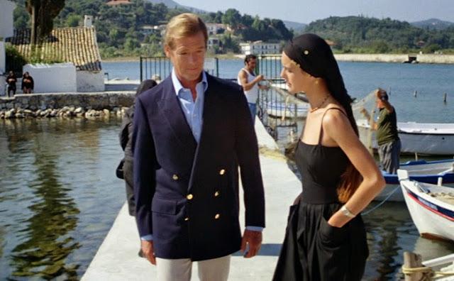 Risultati immagini per 007 carole bouquet