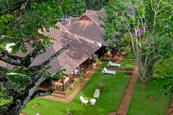 KTDC Lake Palace Resort - Thekkady