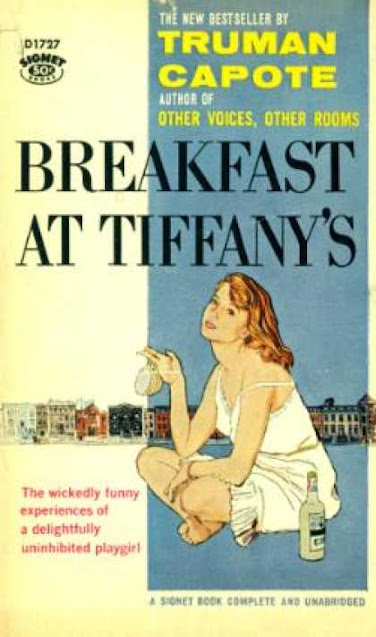 Breakfast at tiffany's book