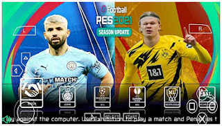 Download eFootball PES 2021 English Version Best Graphics HD & Update Winter Transfer