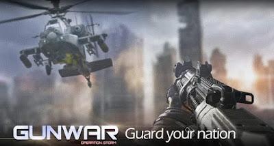 لعبة Gun War: Shooting Games