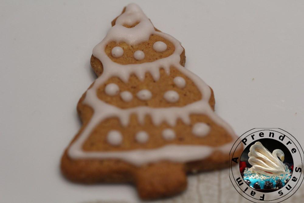 Comment dessiner sur les biscuits (exemples)