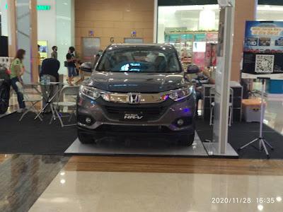 Honda LPPM Body & Paint, (PT. Lambang Putra Perkasa Motor)
