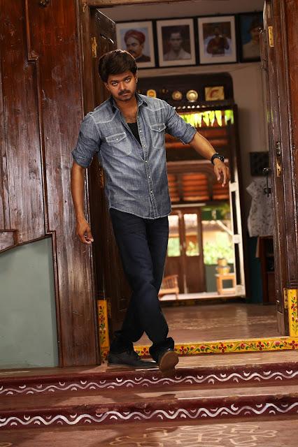 Vijay's Bairavaa Tamil Movie HD Images