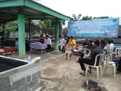 Pembudidaya Ikan Air Tawar Bumiharjo Lamtim Minta Kepedulian Pemerintah