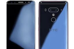Wow..!! [RUMOR] HTC U12 Plus Hadir dengan 4 Kamera
