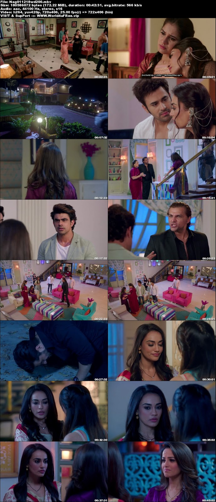 Naagin Season 3 2018 Episode 53 WEBRip 480p 200Mb x264world4ufree.vip tv show Naagin Season 3 hindi tv show Naagin Season 3 Colours tv show compressed small size free download or watch online at world4ufree.vip
