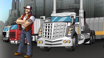 العاب قيادة الشاحنات الكبيره ..تعرف عليها الأن