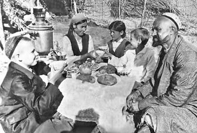Узбекистан в годы войны приютил 5 тысяч детей из блокадного Ленинграда