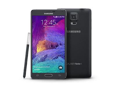 Hình ảnh sản phẩm Samsung Galaxy Note 4